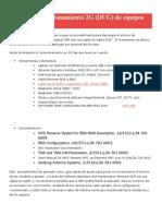 Comisionamiento 2G RBS DUG De
