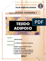 Tejido Adiposo-Informe Final