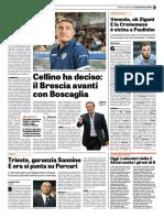 La Gazzetta dello Sport 11-08-2017 - Serie B