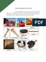 Pueblos Originarios de Chile.docx