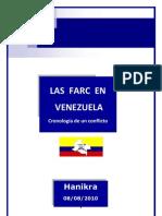 Las FARC en Venezuela