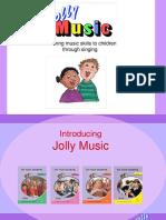 Jolly Music Presentation