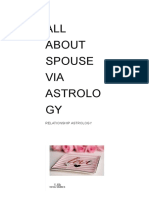 All About Spouse via Astrology - Thevedichoroscope