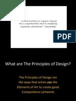 1. Principles of Design Good One Clark Ppt0000041
