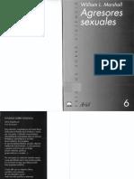 William Marshall - Agresores Sexuales.pdf