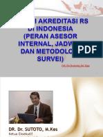 Survei Akreditasi Rs Di Indonesia Sutoto