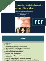 1-Mini-implant-miniscrews in Orthodontics-oussama Sandid- Mohamad Aboualnaser-Awatef Shaar-maria Doughan-miniscrews Mini-implant en Orthodontie- Beirut- Lebanon- France- Usa -Dentist - Orthodontist-dentistry school beirut arab university zaarourieh zaarourie