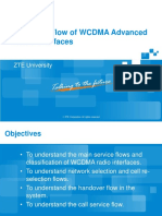 4.WPO-15 Signaling Flow of WCDMA Advanced Radio Interfaces-94