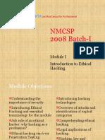 Hacking Module 01