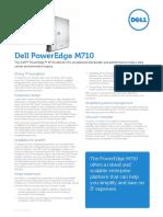 M710 Spec Sheet
