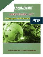 IAS Parliament Geo Environment- Full