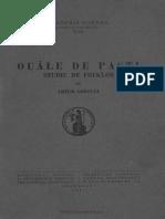 Ouăle de Paşti - Studiu de folclor.pdf