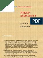 Hacking  Module 04