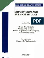 Brian Martindale Supervision & Its Vicissitudes
