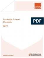 Learner Guide for Chemistry