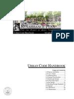 Wake Forest Urban Code Handbook