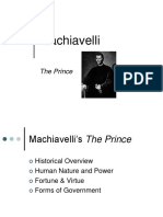 Prince Analysis