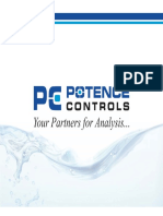 Potence Controls Pvt Limited Company Profile