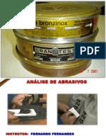 PC-03 Análise de Abrasivo 2012.pptx