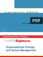 Organizational Change and Stress Management - Copy