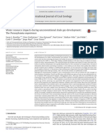 Water Resource Impacts During Unconventional Shale Gas Development