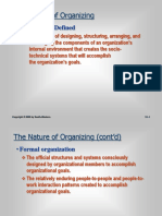 The Nature of Organizing - Copy