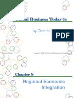 Regional Economic Integration - Copy