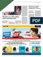 Maduro Se Subordina a La Constituyente
