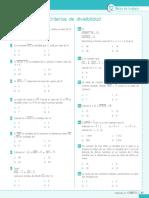 6p Mat Criterios de Divisibilidad