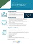 Requisitos Licencia Cannabis Psicoactivo
