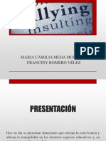 Conferencia Bullying