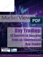 Day Trading -15 Secrets to Success