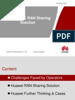 2.7.5.1 Huawei LTE RAN Sharing Solution