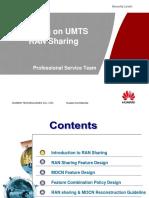 Training_Silder_UMTS_RAN_Sharing_(RAN17.1).ppt