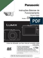 Dmc-lx3 - Manual Pt