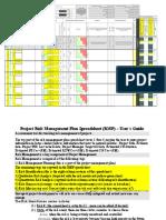 1 WSF Risk Management Plan