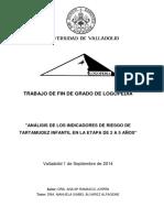 ANÁLISIS DE LOS INDICADORES DE RIESGO DE APARICION DE TARTAMUDEZ TEMPRANA_ Ramasco 2014.pdf