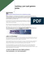 Fracking BBC