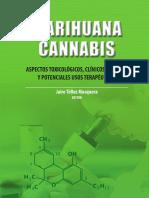 Marihuana Cannabis Aspectos Toxologicos Sociales Terapeuticos