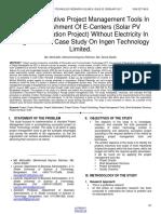 9 Project Management | Project Management | Risk Management