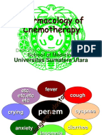 Pharmacology of Chemotherapy
