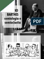 BARTHES - Semiótica Da Comunicação