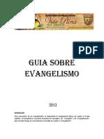Guia Evengelismo Definitivo Campos