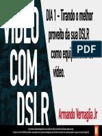 Video Em DSLR - Material Complementar (1)