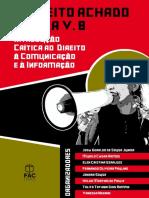 o Direito Achado Na Rua v.8 – Introdução Crítica Ao Direito à Comunicação e à Informação