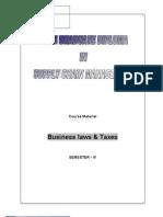 Busineww Law