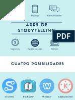 Apps de Storytelling