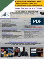 MTech Poster PED