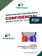 13 - Monitor-pais Intervención y Salida Maduro 7 (Al 10 Agosto 2017)
