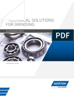 Technical Solutions for Grinding in the Bearing Market 3